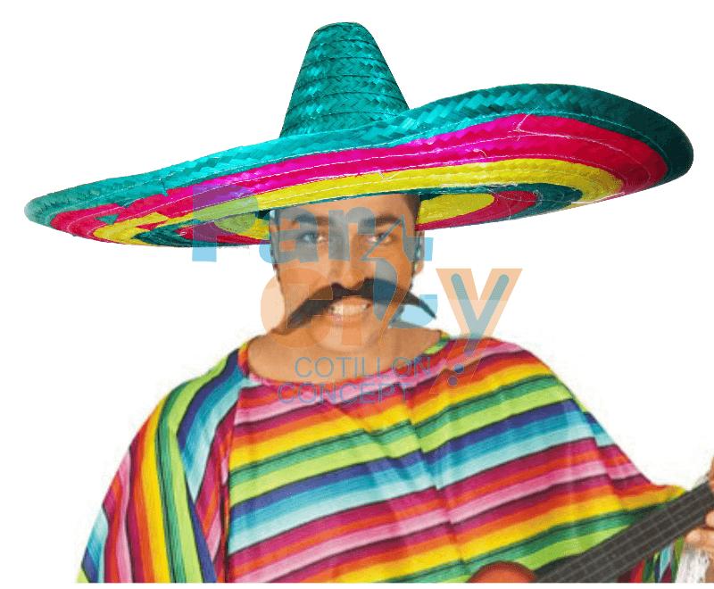 SOMBRERO PAJA MEXICANO  a584c66d5f7