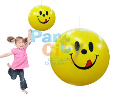 INFLABLE PELOTA SMILE 50 cm