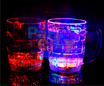 vaso luminoso chopp