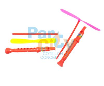 FLAUTA DE PLASTICO X20