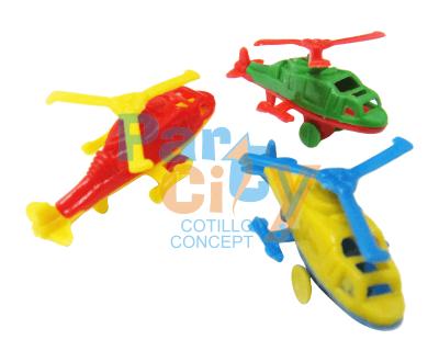 HELICOPTERO MINIATURA X24