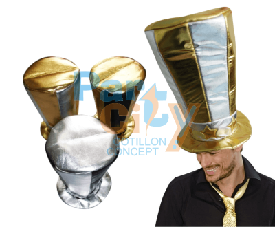 GALERON METALIZADO 50CM