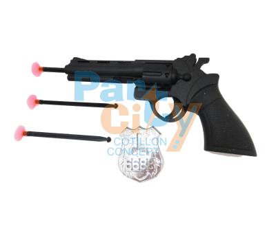 revolver con dardos