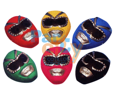 MASCARA POWER RANGER X12
