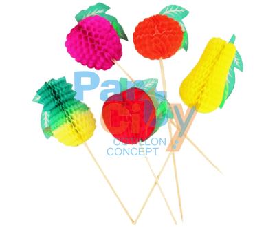 Pinche frutas x12